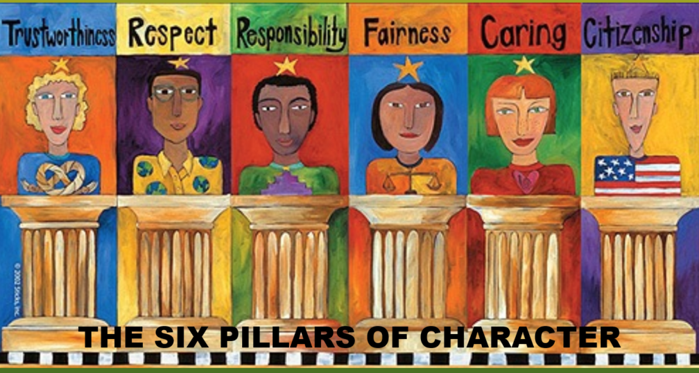 Using The Six Pillars Of Character To Get More From Your