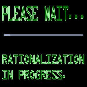 Twelve Common Rationalizations and Excuses to Avoid