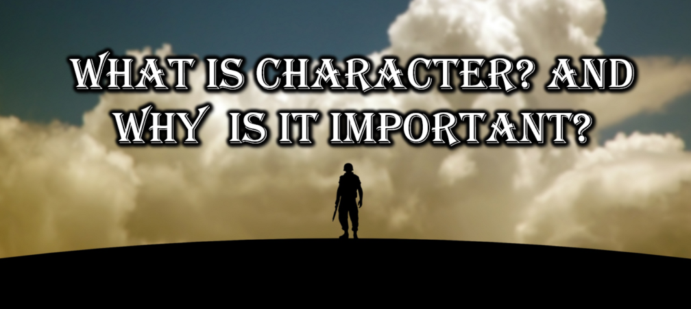 What is Character and Why is it Important? by Michael Josephson