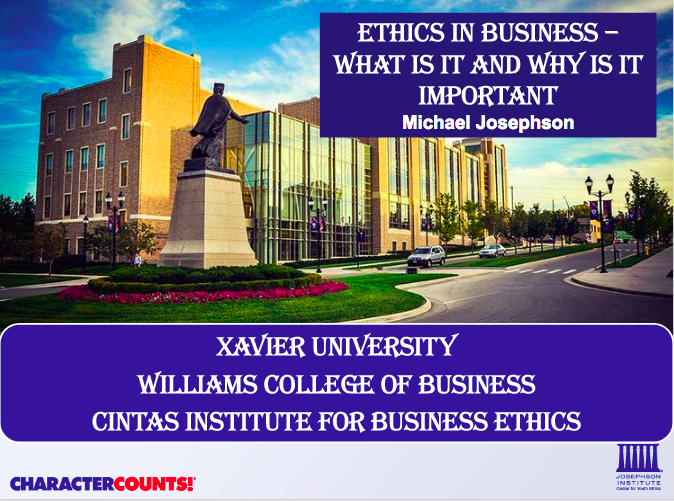 Business Ethics Archives - Exemplary Business Ethics